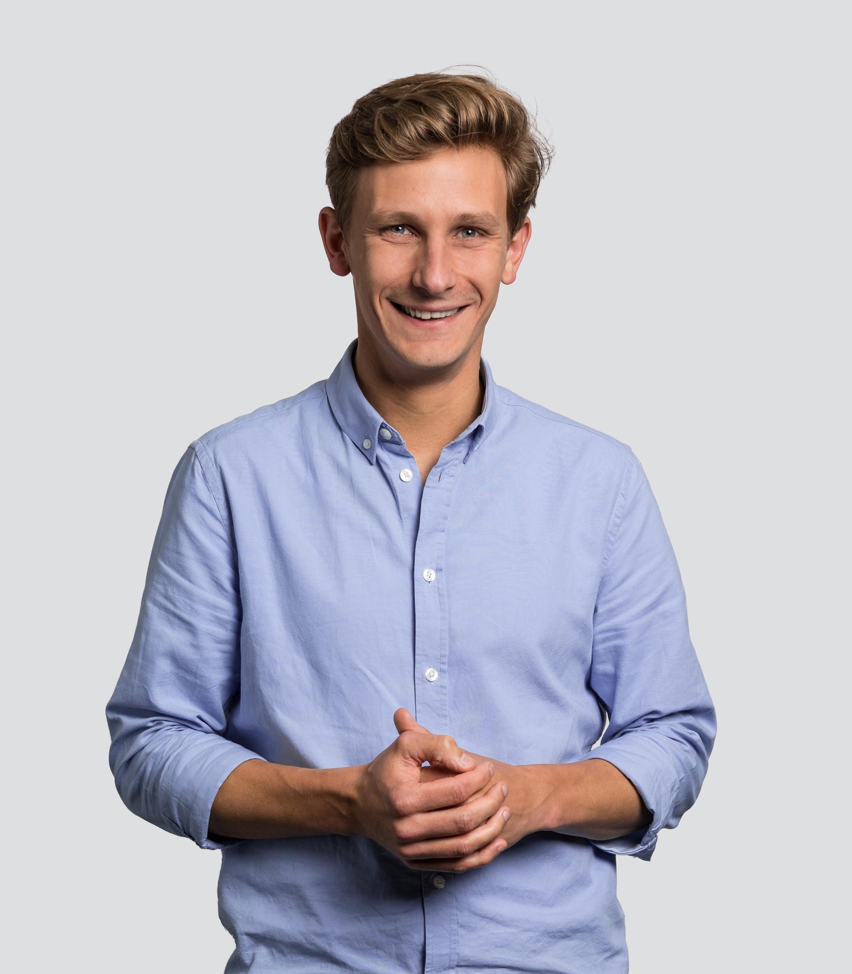 Mark van den Beij
