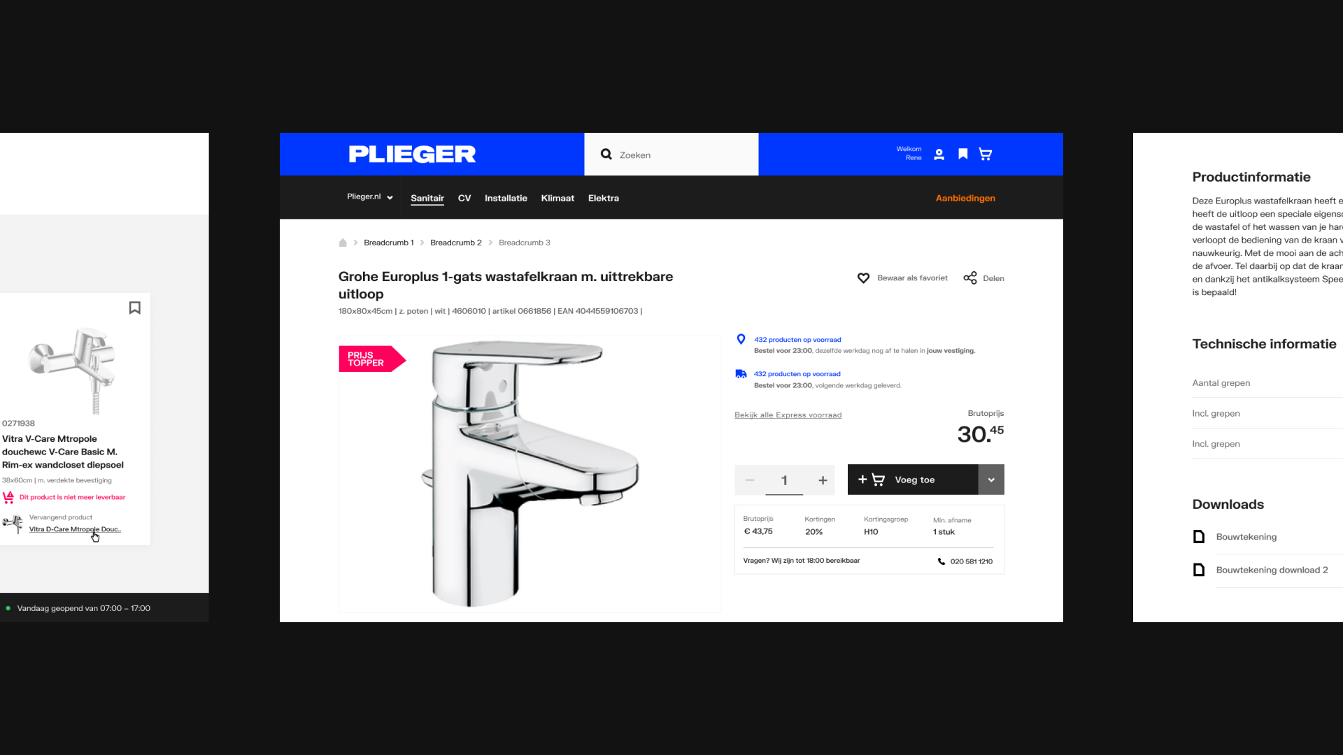 plieger screens