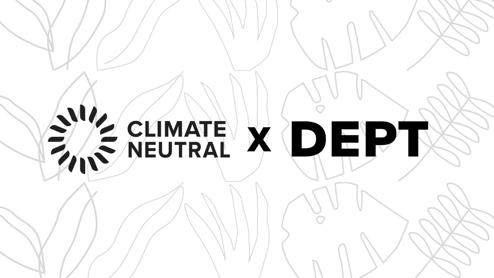 Dept Climate Neutral PR Motion 1