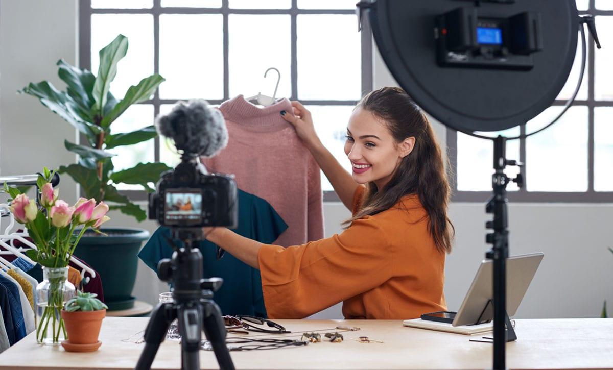 fashion live shopping